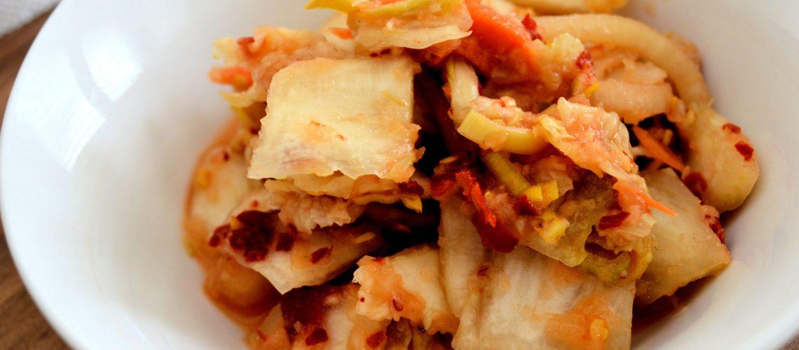 Kimchi – wyzwanie!