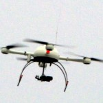 Quadrocopter Sensocopter, Bildlizenz: CC-BY-SA Paulae