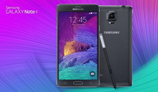 Galaxy Note 4 SM-N910T Stock Rom