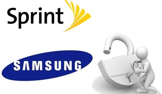 Samsung Sprint Unlocker