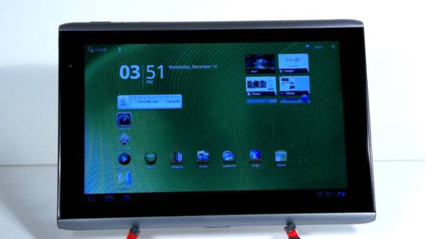 Acer Iconia Tab A501 Stock Firmware and Flashing tools