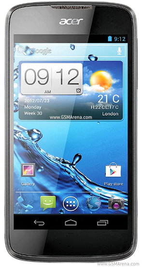 Acer Liquid Gallant E350 Stock Firmware And Flash Tools