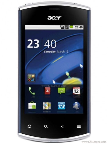 Acer Liquid mini E310 Official Stock Firmware And Flash Tools