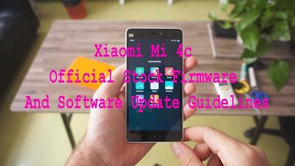 Xiaomi Firmware Updater