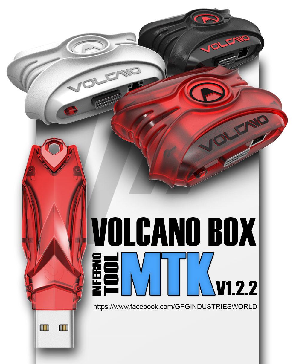 Volcano Inferno MTK V1 2 2 Added EMMC MT6797 Fixed MT6583 MT6735