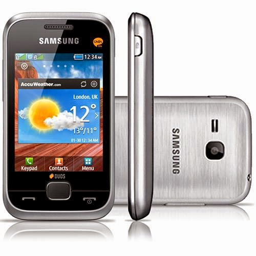 Samsung C3312 Duos Tested Firmware's And Loader | Droid