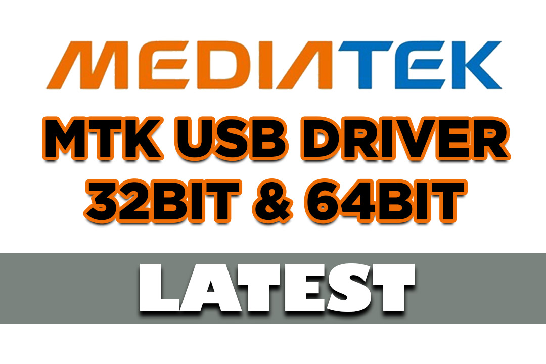 MTK USB Driver 32bit & 64bit | Droid-Developers
