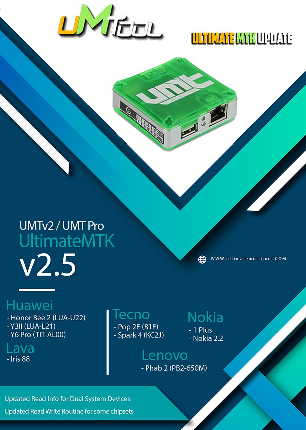 UMT Pro UltimateMTK v2.5