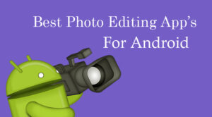 best free photo editing app