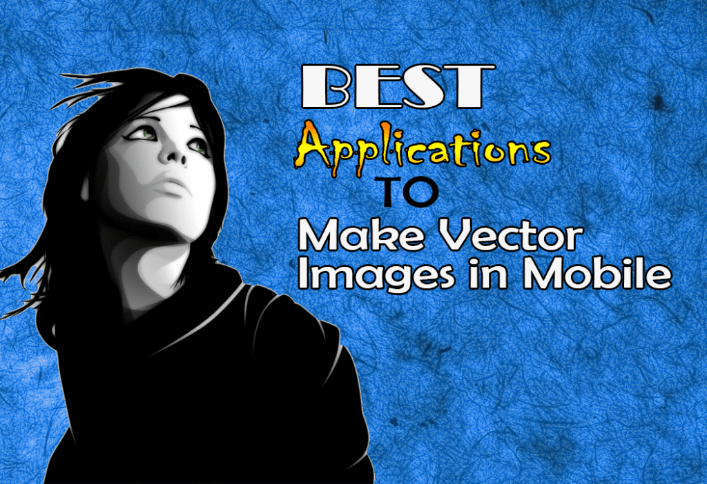Make vector images in Mobile