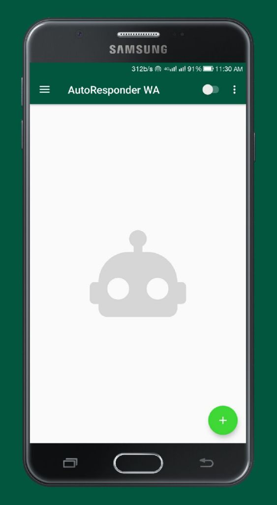 whatsapp auto reply without root