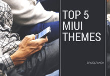 5 best miui themes