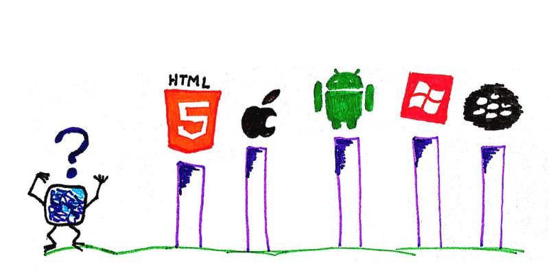 choose android developer