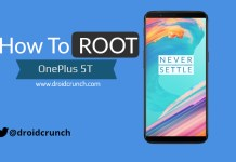 how to root oneplus 5t