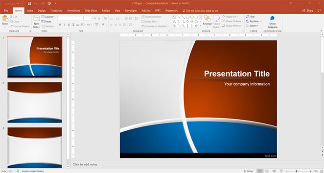 free-powerpoint-template-fppt