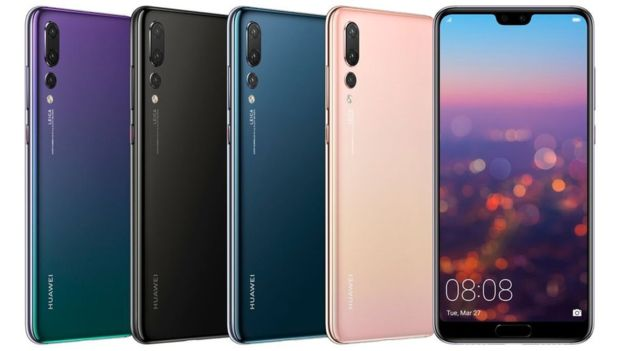 Huawei P20 specifications and features