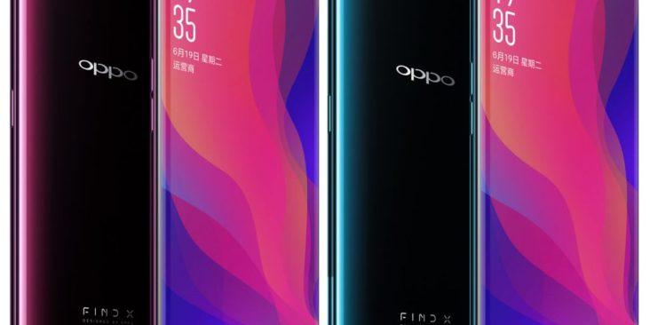 Oppo Find X Price In india