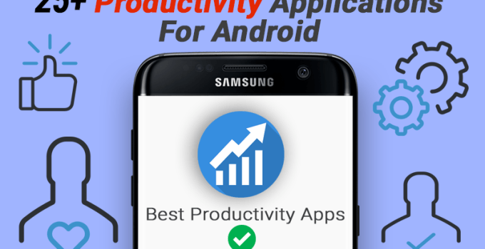 best productivity applications for android