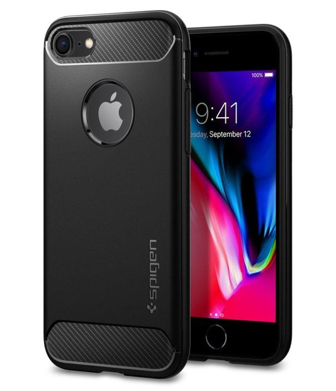 top iphone 8 cases spigen TPU flexible rugged