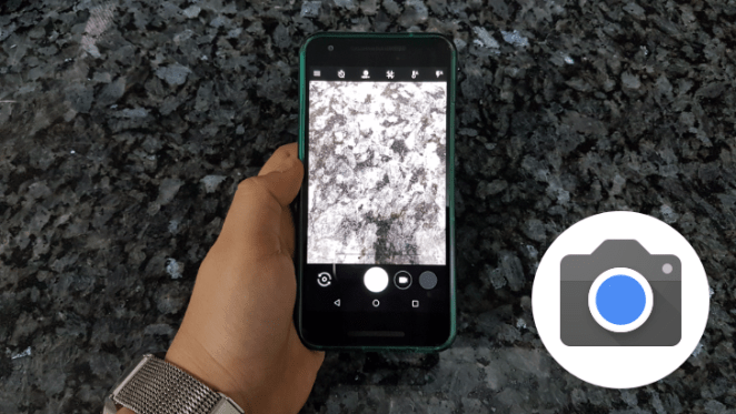 best camera applications for android - google camera