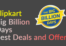 flipkart big billion days 2018 october