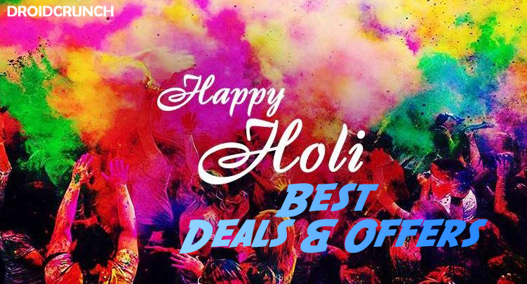 holi 2019 best deals & offers on Amazon