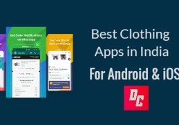 best clothing apps in india for android & iOS