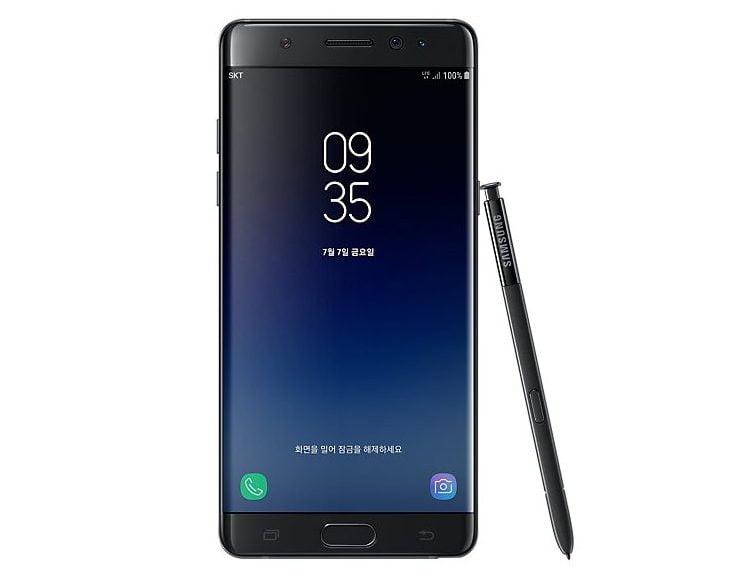 Galaxy Note FE N935F