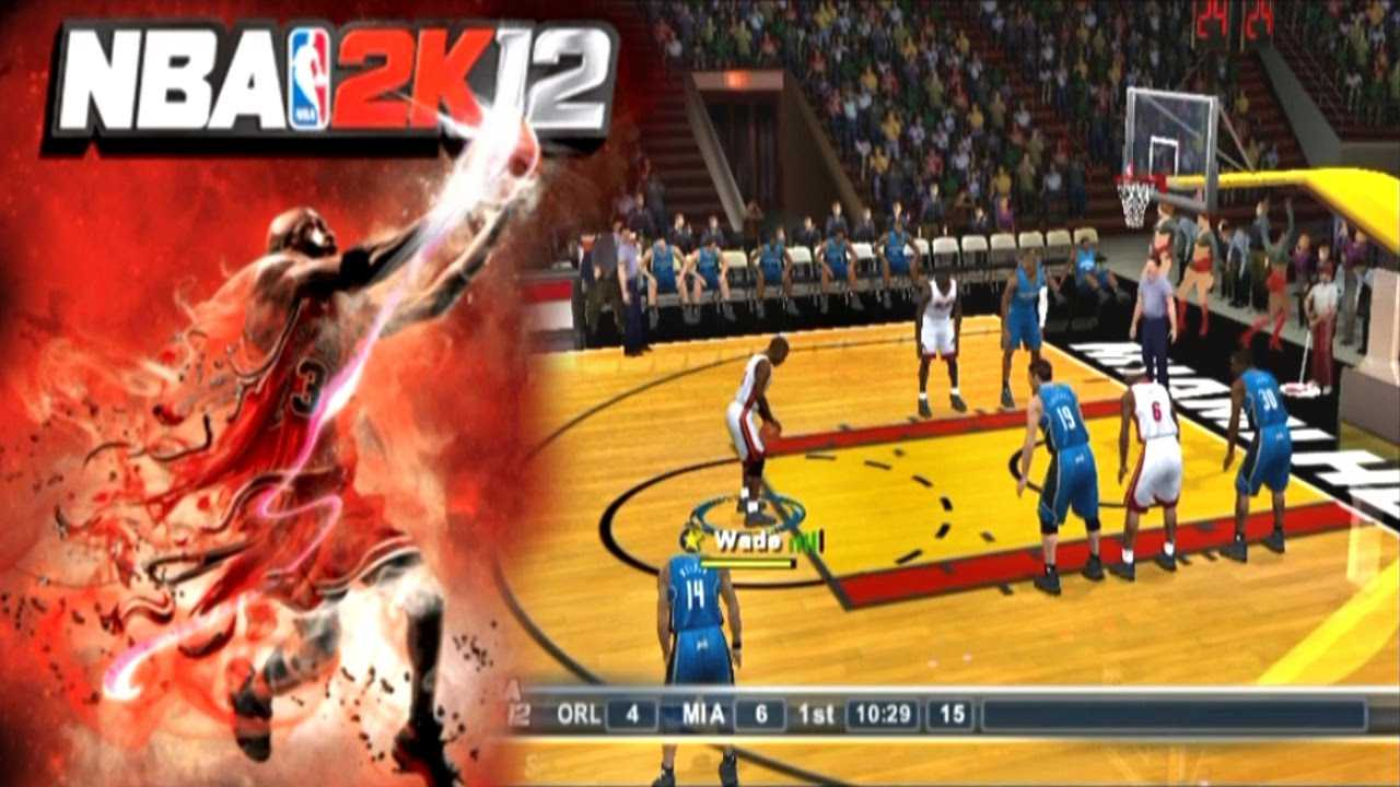 nba 2k12 game free download for android