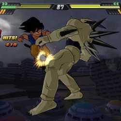 Dragon Ball Z: Budokai Tenkaichi 3 for DOLPHIN EMULATOR IMAGES