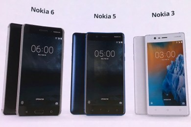 Pricing of Nokia 6, 5, 3 in India leaked