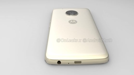 Moto X 2017 Renders Leaked, Showing the Design of Phone 3