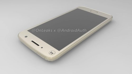Moto X 2017 Renders Leaked, Showing the Design of Phone 5
