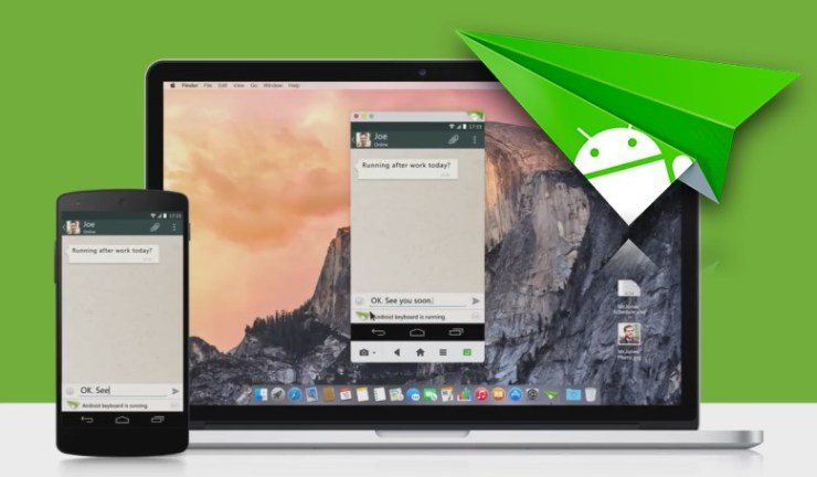 Airdroid security issue