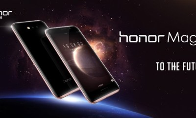 This is Stunning-Looking Huawei Honor Magic 1