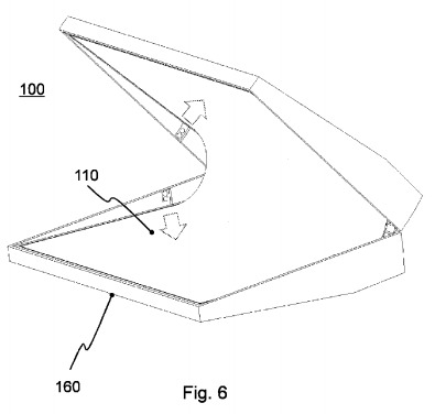 A Foldable Smartphone From Nokia?