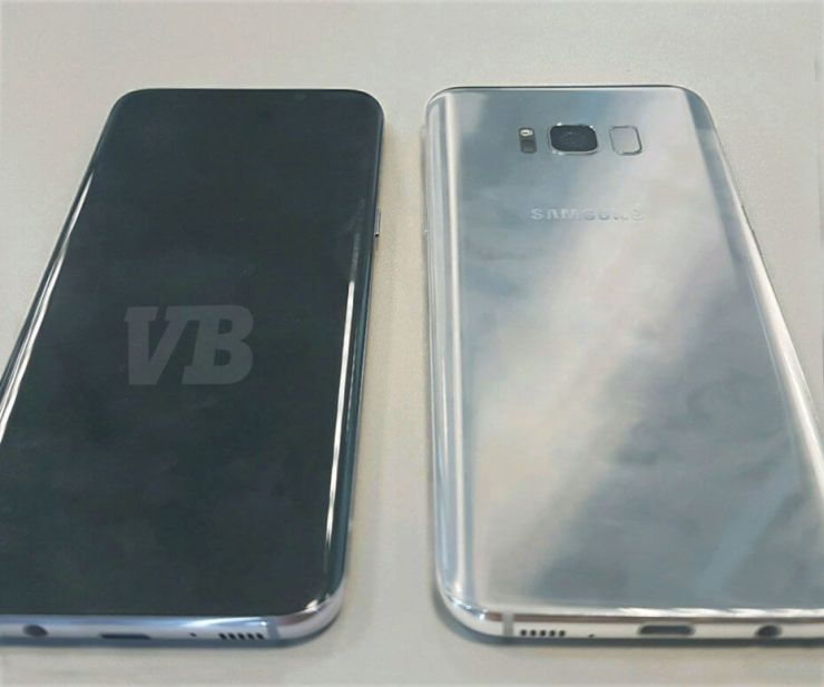Samsung Galaxy S8 Specs Are here