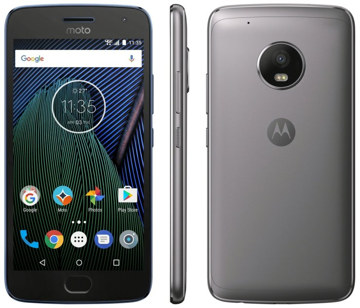 Image of Moto G5 Plus For Verizon