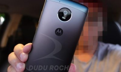 Moto G5 Hands-On Images Leaked, Giving us a Closer Look at the Phone 1
