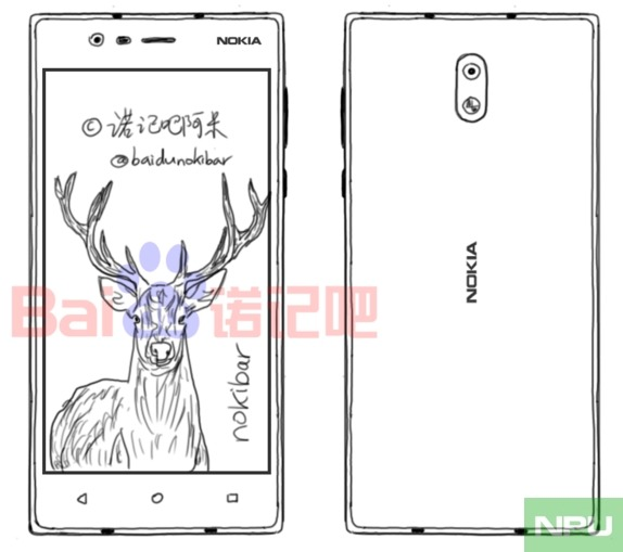 Nokia 3 is coming at MWC