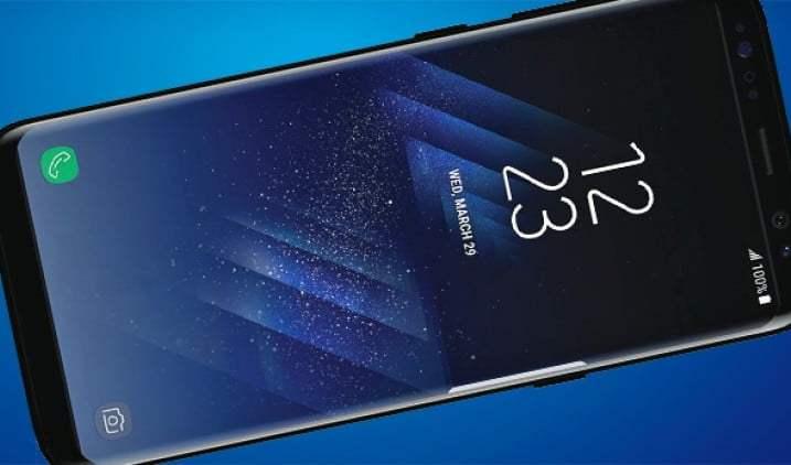 SURVEY Galaxy S8 Sony IMX333