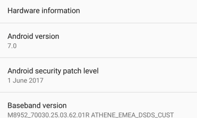 [UPDATE] Moto G4 Plus June Security Patch Rolling Out in India 1