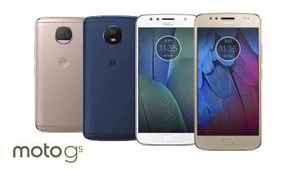 Moto G5S and Moto G5S Plus Price