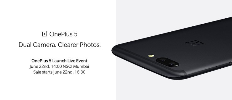 OnePlus 5 Design Confirmed