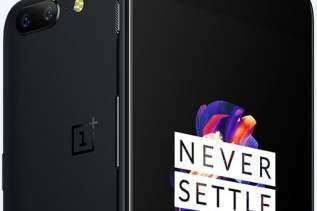 OnePlus 5 Press Render