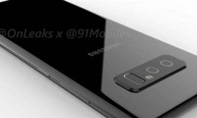 Samsung Galaxy Note 8 Render 1