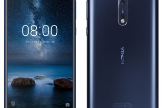 This is the Nokia 8