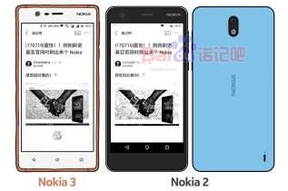 Nokia 2 design
