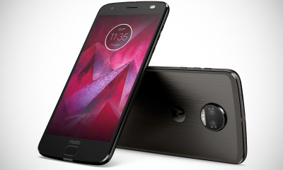 Say Hello to the Moto Z2 Force - Dual Cameras + Shatterproof Display 1
