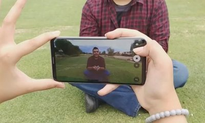 LG V30 Real Life Image